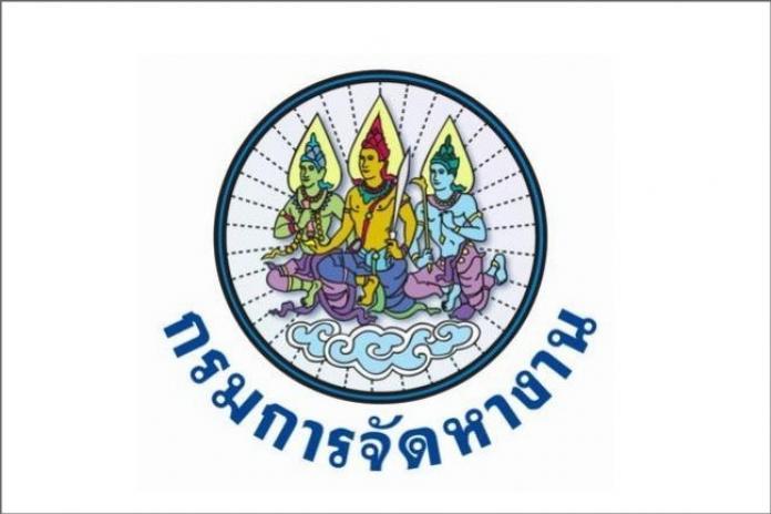 กรมการจัดหางาน,สำนักงานจัดหางานจังหวัดนนทบุรี,นนทบุรี