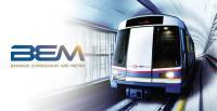 BEM บริษัททางด่วนและรถไฟฟ้ากรุงเทพจำกัด (มหาชน),รถไฟฟ้ามหานคร,รถไฟฟ้า,ทางด่วนและรถไฟฟ้า,รถไฟฟ้าสายสีม่วง,รถไฟฟ้าสายสีน้ำเงิน,รถไฟใต้ดิน,bmcl,mrt,subway,รถไฟฟ้า MRT,MRT,BEM,SUBWAY